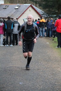 Highland Fling finish