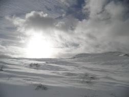 Sun on the Ochils