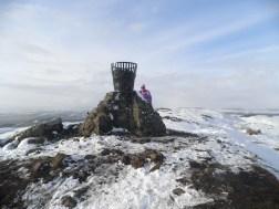 Summit Cairn Dumyat
