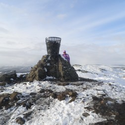 Summit Cairn Dumyat