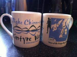 Kintyre Way China Mugs