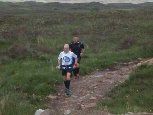 The Ressurection Run into Glencoe